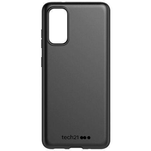 Produktimage des Tech21 Studio Colour Case Schwarz Samsung Galaxy S20