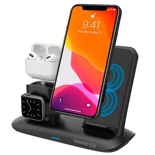 Productafbeelding van de Terratec ChargeAir All Desk Pro Black
