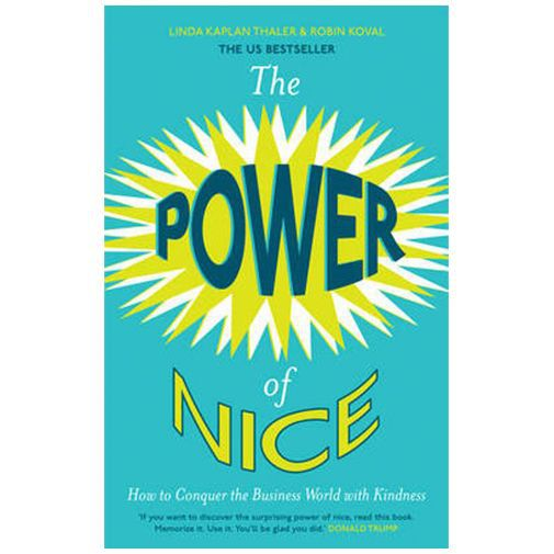 Productafbeelding van de The Power of Nice - Linda Kaplan Thaler & Robin Koval