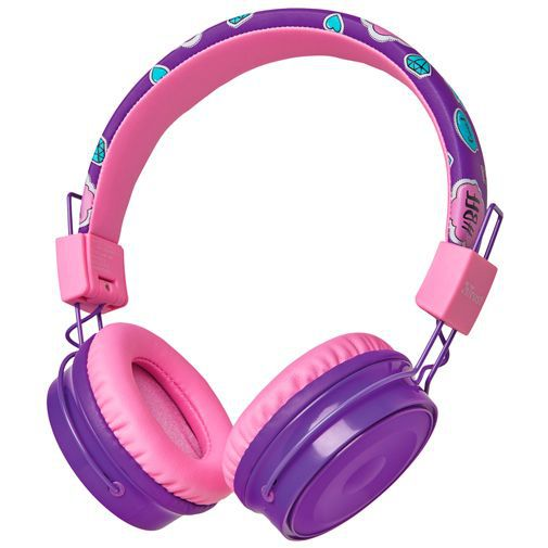 Produktimage des Trust Comi Bluetooth Kopfhörer Lila
