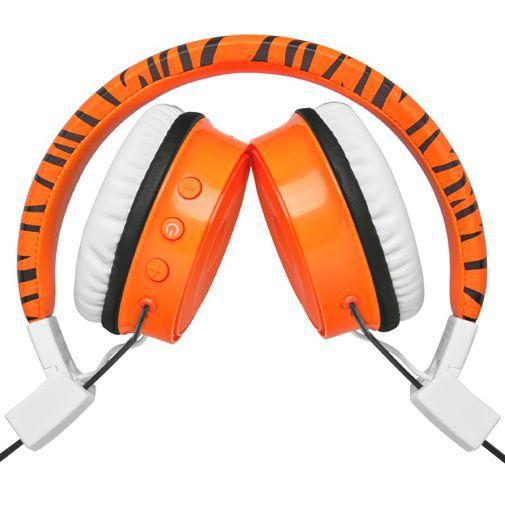Produktimage des Trust Comi Bluetooth Kopfhörer Orange