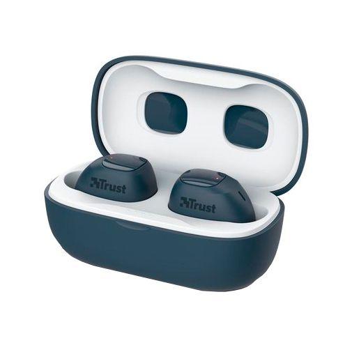 Productafbeelding van de Trust Nika Compact Wireless Earphones Blue