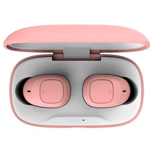 Productafbeelding van de Trust Nika Compact Wireless Earphones Pink
