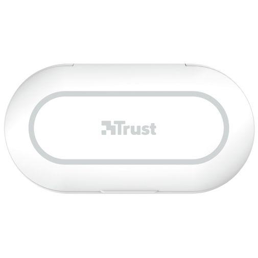 Productafbeelding van de Trust Nika Touch Wireless Earphones White