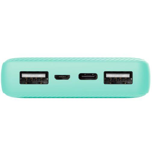 Productafbeelding van de Trust Primo Compact Powerbank 15.000mAh Green