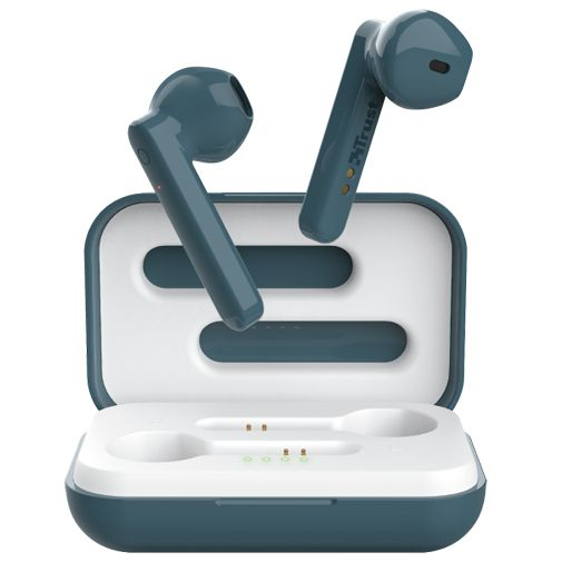 Productafbeelding van de Trust Primo Touch Wireless Earphones Blue