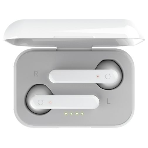 Productafbeelding van de Trust Primo Touch Wireless Earphones White