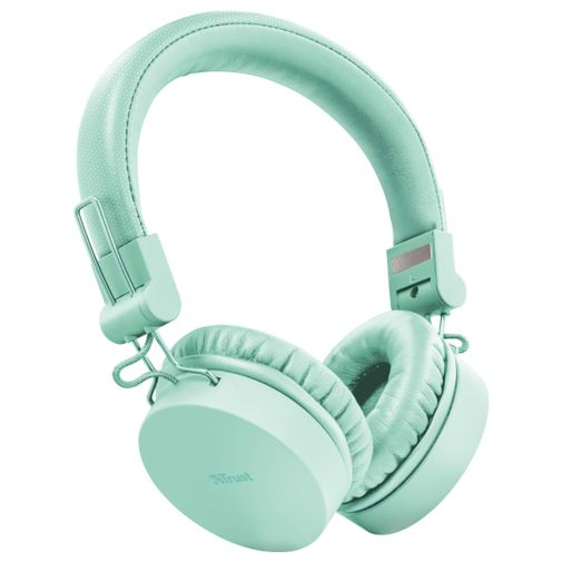 Productafbeelding van de Trust Tones Wireless Green
