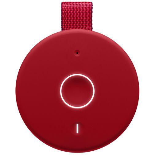 Productafbeelding van de Ultimate Ears Megaboom 3 Rood