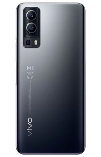 Product image of the Vivo Y52 5G Black