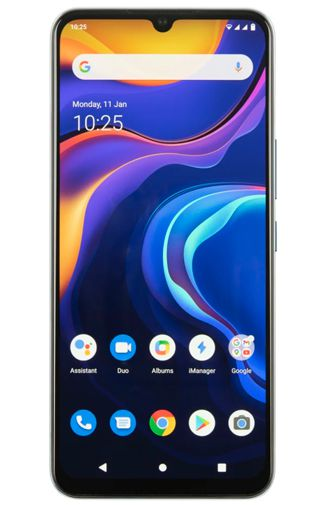 Product image of the Vivo Y70 Blue
