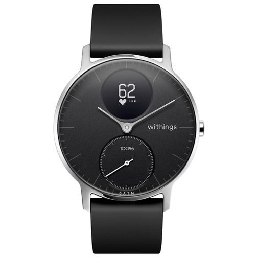 Productafbeelding van de Withings Steel HR 36mm Silver Black