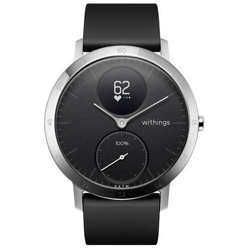 Productafbeelding van de Withings Steel HR 40mm Silver Black