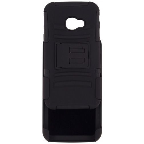 Produktimage des Xccess Combo Holster mit Clip Schwarz Samsung Galaxy Xcover 4/4s