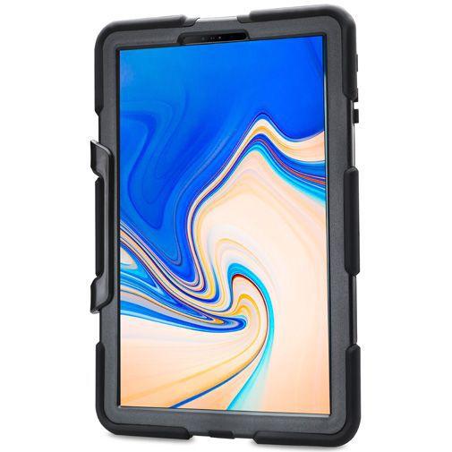 Produktimage des Xccess Survivor Essential Case Schwarz Samsung Galaxy Tab S4 10.5