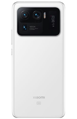 Product image of the Xiaomi Mi 11 Ultra White