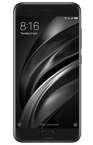 Productafbeelding van de Xiaomi Mi 6 Black