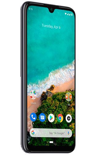 Productafbeelding van de Xiaomi Mi A3 64GB Grey