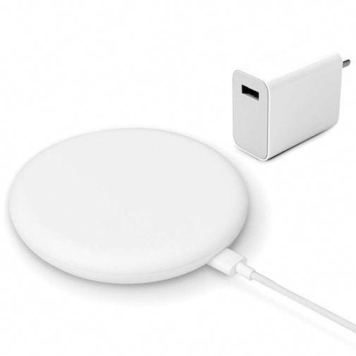 Productafbeelding van de Xiaomi Mi Draadloze Snellader 20W White