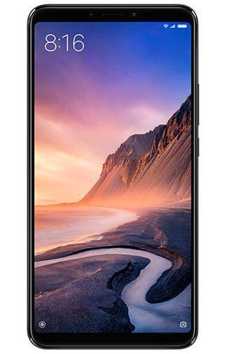 Productafbeelding van de Xiaomi Mi Max 3 64GB Black