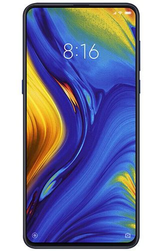 Productafbeelding van de Xiaomi Mi Mix 3 MZB7768 128GB Blue