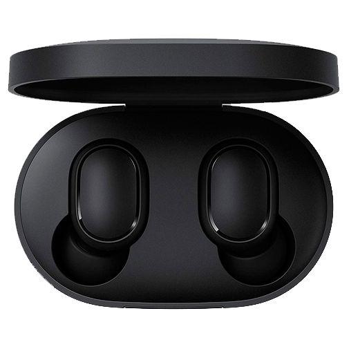 Produktimage des Xiaomi Mi True Wireless Earbuds Basic S Schwarz