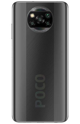Productafbeelding van de Xiaomi Poco X3 128GB Black