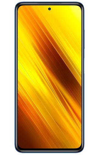 Productafbeelding van de Xiaomi Poco X3 64GB Blue