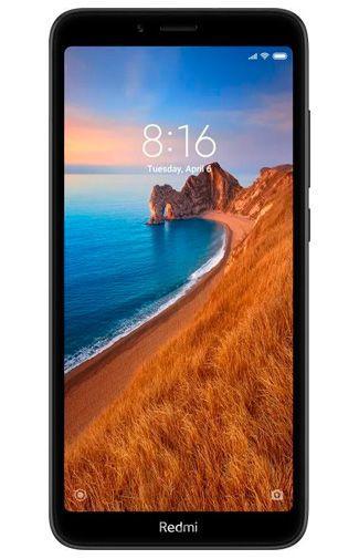Productafbeelding van de Xiaomi Redmi 7A 32GB Black