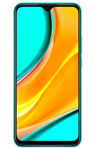 Productafbeelding van de Xiaomi Redmi 9 32GB Green