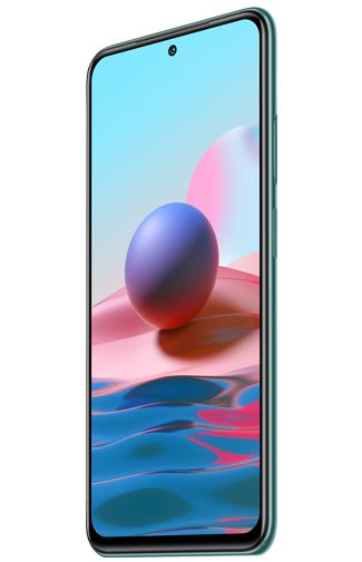 Productafbeelding van de Xiaomi Redmi Note 10 4GB/64GB Groen