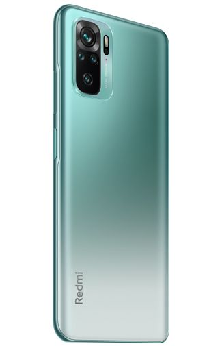 Product image of the Xiaomi Redmi Note 10 128GB Green