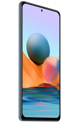 Product image of the Xiaomi Redmi Note 10 Pro 64GB Blue