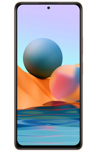 Product image of the Xiaomi Redmi Note 10 Pro 64GB Gold