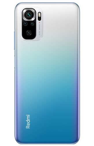 Productafbeelding van de Xiaomi Redmi Note 10S 64GB Blauw