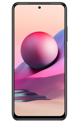Product image of the Xiaomi Redmi Note 10S 64GB Black