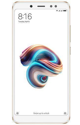 Productafbeelding van de Xiaomi Redmi Note 5 64GB Gold