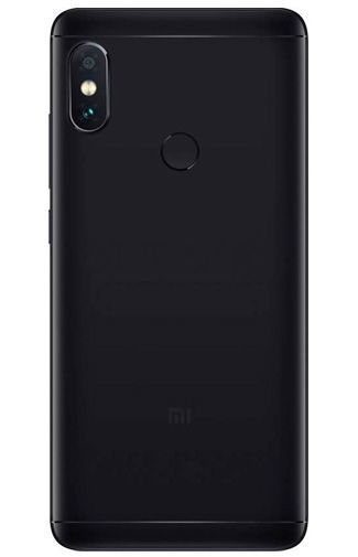 Productafbeelding van de Xiaomi Redmi Note 5 64GB Black