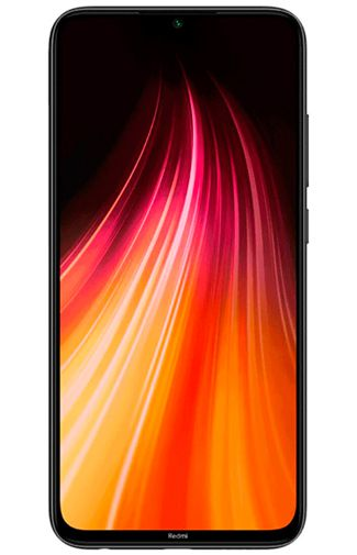 Productafbeelding van de Xiaomi Redmi Note 8 128GB Black