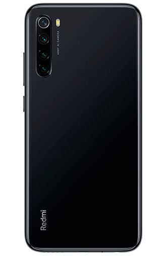Productafbeelding van de Xiaomi Redmi Note 8 64GB Black