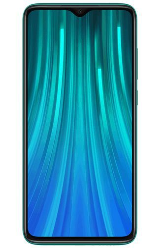 Productafbeelding van de Xiaomi Redmi Note 8 Pro 64GB Green