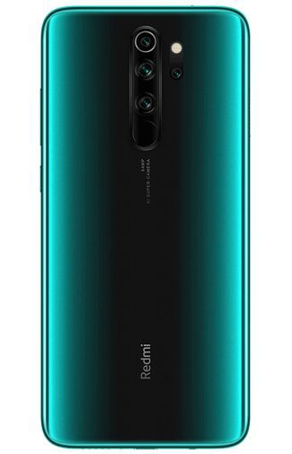 Product image of the Xiaomi Redmi Note 8 Pro 64GB Green
