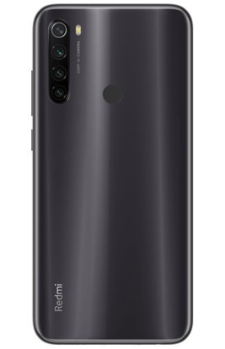 Productafbeelding van de Xiaomi Redmi Note 8T 64GB Black
