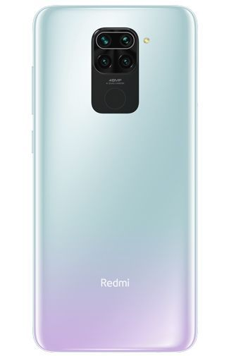 Productafbeelding van de Xiaomi Redmi Note 9 128GB White