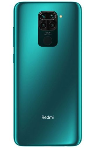 Productafbeelding van de Xiaomi Redmi Note 9 64GB Green