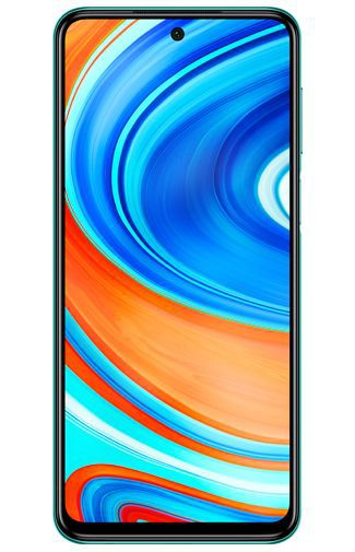 Productafbeelding van de Xiaomi Redmi Note 9 Pro 64GB Green