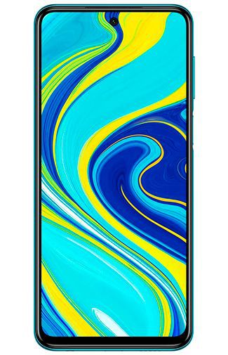 Productafbeelding van de Xiaomi Redmi Note 9S 128GB Blue
