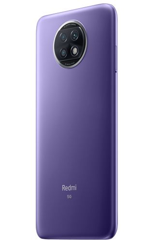 Productafbeelding van de Xiaomi Redmi Note 9T 5G 128GB Paars
