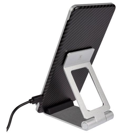 Productafbeelding van de Xtorm Delta Draadloze Snellader Stand 15W Black