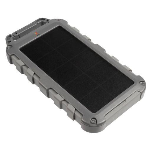 Productafbeelding van de Xtorm Fuel Series 4 Solar USB-C Snellader Powerbank 10.000mAh Zwart